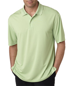 (ob20br) Outer Banks Men's Cool DRI Textured Performance Polo