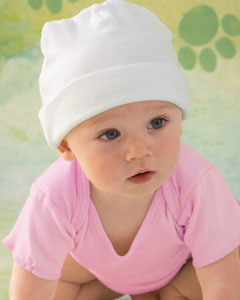 Rabbit Skins Infant's 5 oz. Baby Rib Cap