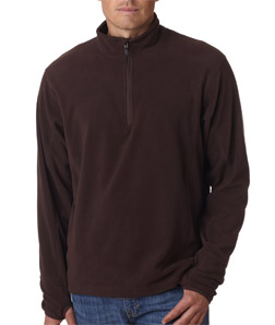 Storm Creek Men's Microfleece Quarter-Zip Pullover