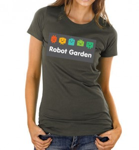 T-Shirt - Women's with center Front Print