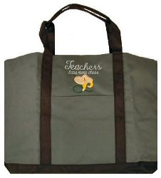 Teacher Tote Bag 30