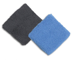 Terry Cloth Wristband Pair