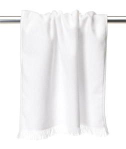 Towels Plus by Anvil Fringed Hand Towel