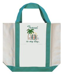 Travel Tote Bag 31