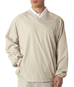 UltraClub Adult Micro-Poly Windshirt