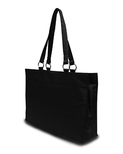 UltraClub by Liberty Bags Large Microfiber Tote