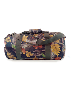 UltraClub by Liberty Bags Sherwood Camo Large Duffle