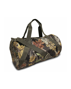 UltraClub by Liberty Bags Sherwood Camo Small Duffle