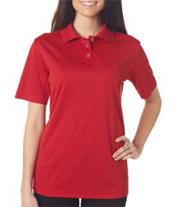 UltraClub Ladies' Cool & Dry Sport Polo