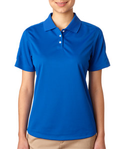 UltraClub Ladies Cool-N-Dry Stain-release Performance Polo