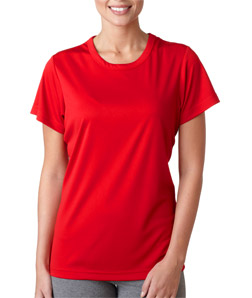 UltraClub Ladies UltraClub Cool-N-Dry Sport Performance Interlock Tee