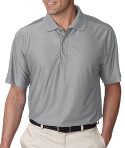 UltraClub Men's Tall Cool & Dry Elite Performance Polo