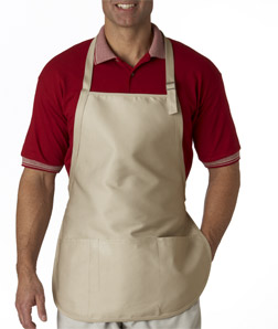 UltraClub Three-Pocket Apron with Buckle