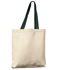 UltraClub Tote with Gusset and Contrasting Handles
