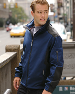 Weatherproof Men's 32 Degrees Slider Soft Shell Jacket