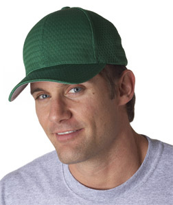 Yupoong Flexfit Athletic Mesh Solid Cap