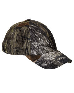 Yupoong Flexfit Mossy Oak Break-Up Pattern Camouflage Cap