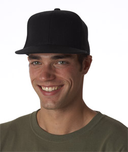 Yupoong Premium Fitted Flat Brim