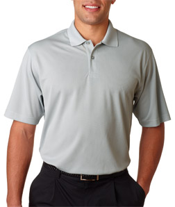 (z0098br) Izod Adult Cool FX Performance Tonal GraphCheck Polo